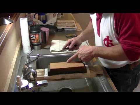 Carter Cutlery - Push Cutting Toilet Paper