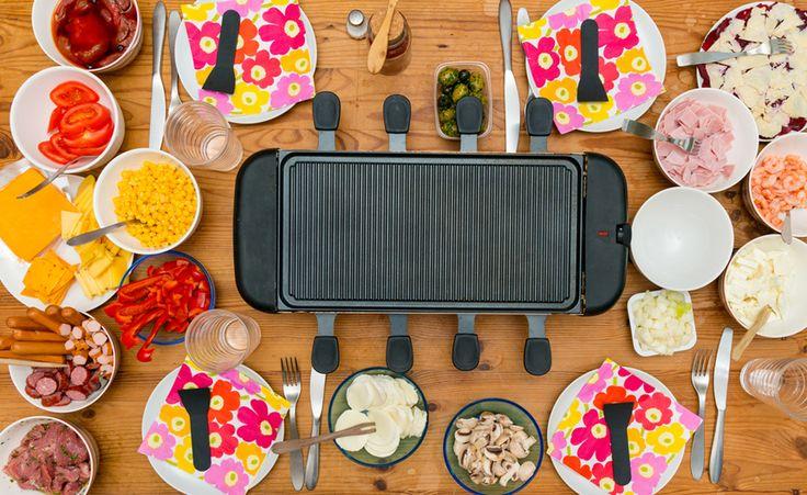 La raclette originale, on connait, mais il y en a d'autres | Dossier Vie Pratique | La minute pratique