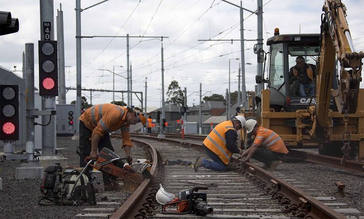 Keeping The rails safe for us all in the 21st century! Vic Track Now Owners,Custodians Caretakers and maintenance providers for Today's modern Railway Network and systems. To learn more visit https://www.victrack.com.au/working-with-victrack/rail-maintenance