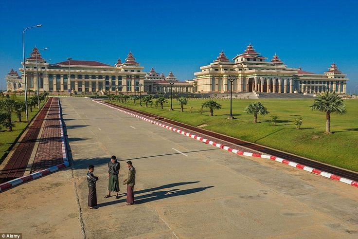 Myanmar's newly-built capital city, Naypyidaw, is shrouded in secrecy, after the governmen...