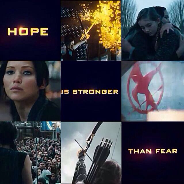 Hunger Games Quote / Catching Fire / President Snow / Katniss / Prim