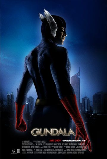 Indonesian Superhero :D