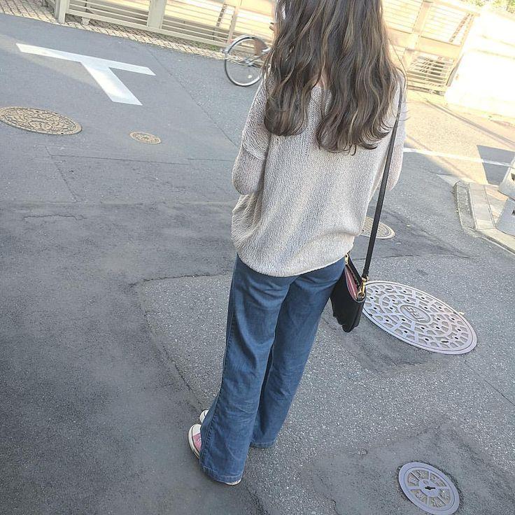 いいね!71件、コメント2件 ― ユイ 外国人風ハイライト/極上の透明感カラー/毛束感カットさん(@yui3250870)のInstagramアカウント: 「服装もかわいいお客様❤︎ シンプルな服装にハマりすぎる外国人風ハイライト。…」