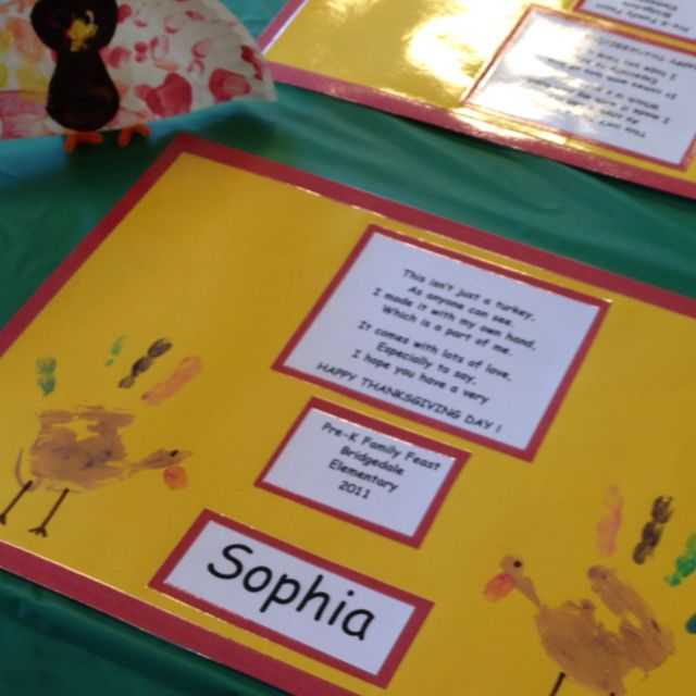 thanksgiving placemats for preschoolers - Bing Images