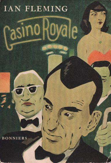 Summary casino royale book