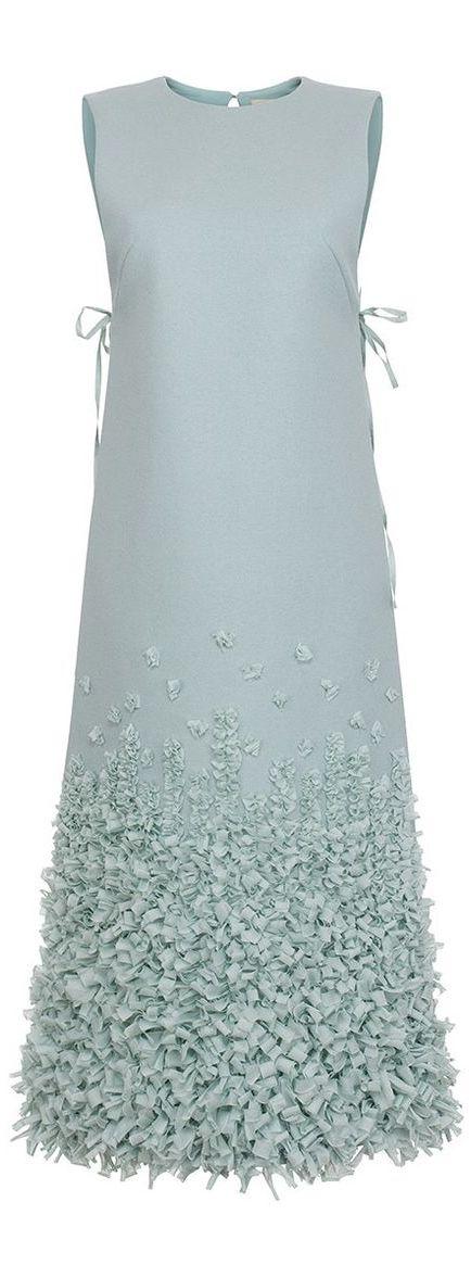 Long Embellished Chemisette by Ruban jαɢlαdy