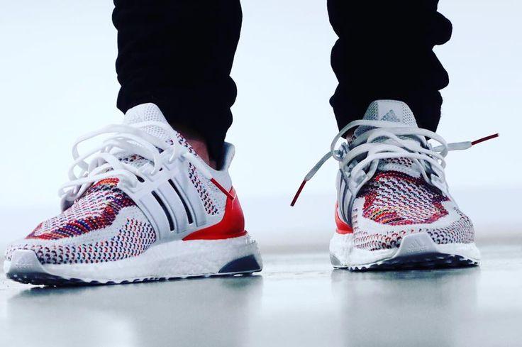 Adidas Ultra Boost Multicolor - 2016 (by zdunoo_zdunek)