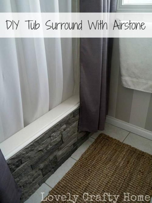 20 DIY Home Decor Projects for a Prettier Space. 17 Best Cheap Remodeling Ideas on Pinterest   Cheap bathroom