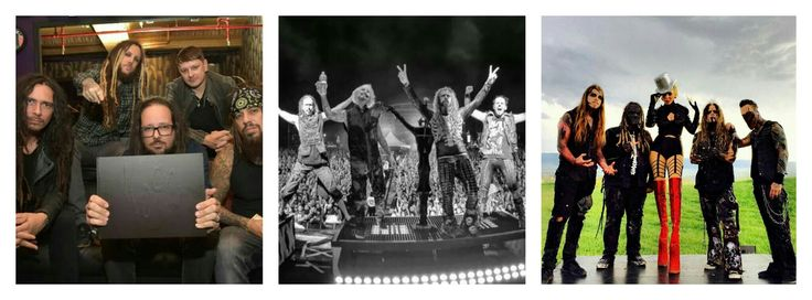 Korn/Rob+Zombie/In+This+Moment+Join+Together+For+Summer+North+American+Tour