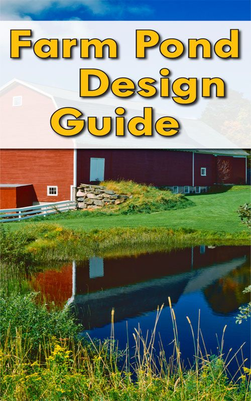 131 best homesteading images on pinterest farms for Design of farm pond pdf