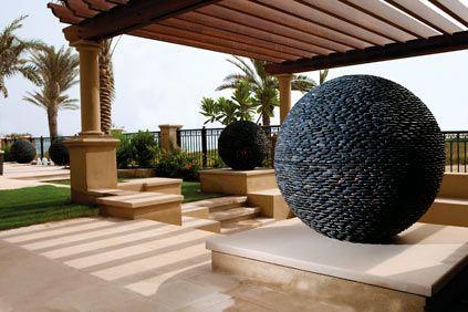 Hotel Villa, Saadiyat Island, Abu Dhabi