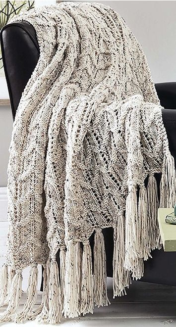 Fisherman Knit Afghan Pattern Free : 17 Best images about Afghan Knitting Patterns on Pinterest Cable knit blank...