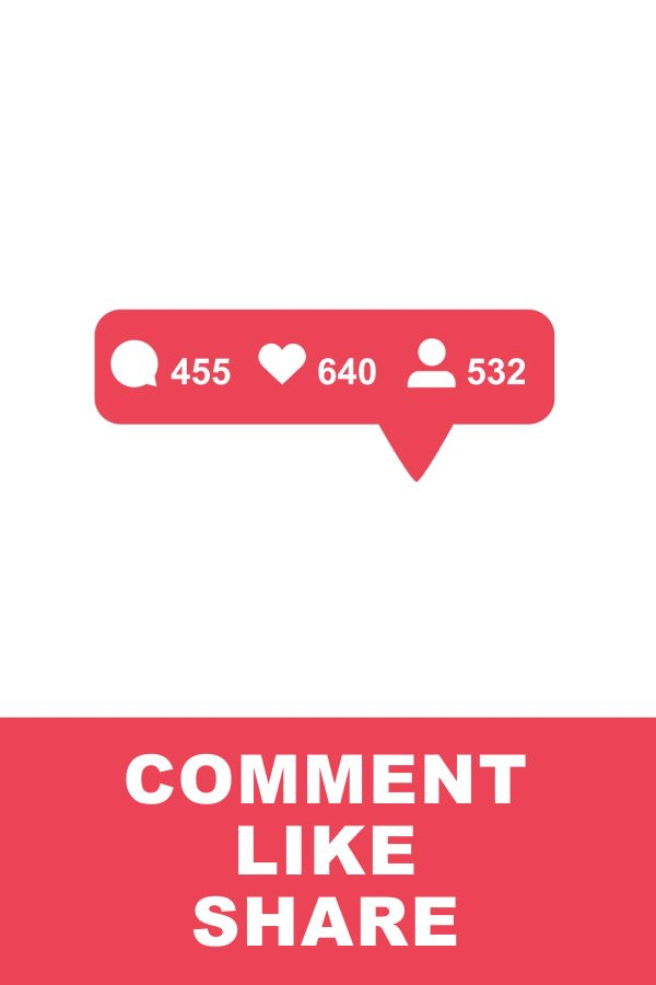 Comment Like Share Instagram Overlay Video Free Followers On Instagram Instagram Likes And Followers First Youtube Video Ideas