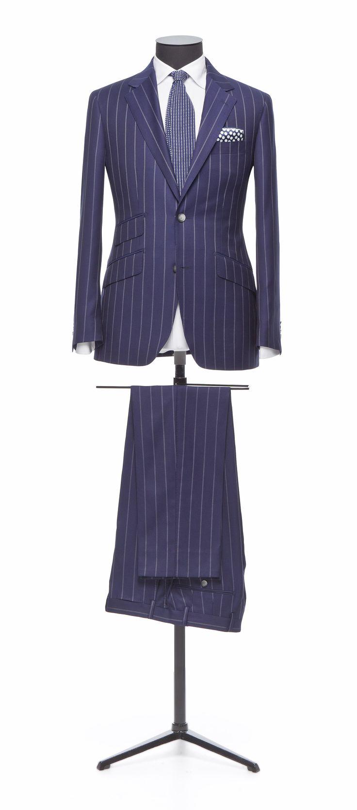 1000 ideas about blue pinstripe suit on pinterest for Blue suit shirt ideas