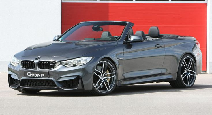 G-Power Rolls Out New Wheels For The BMW M3/M4  Made From Aerospace Industry Material