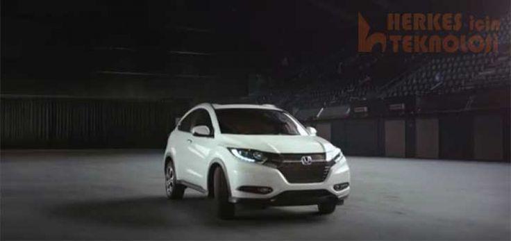 Honda'dan Etkileyici HR-V Reklam Videosu