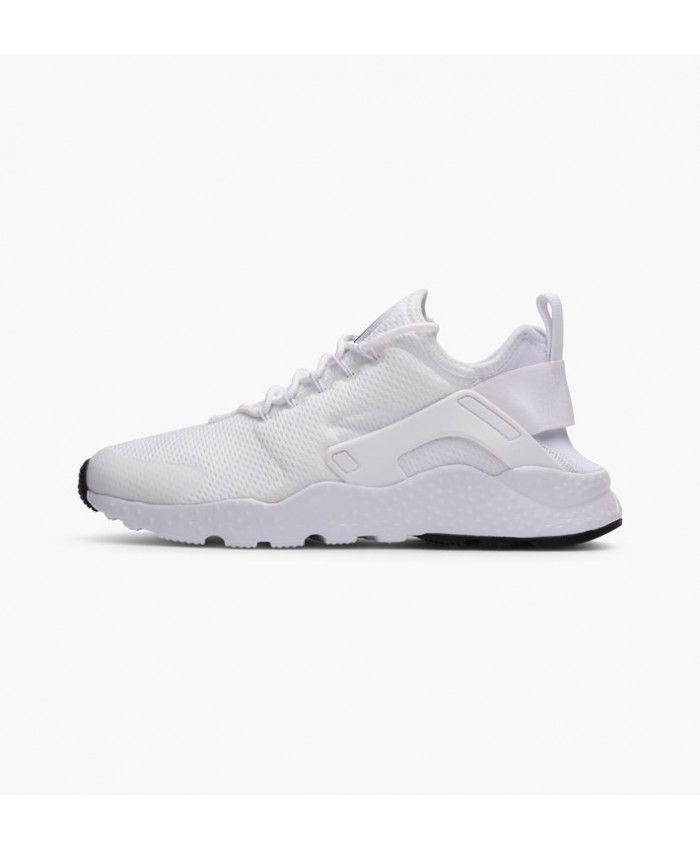 26753a8319f9 Nike Air Huarache Run Ultra Womens White Black Sale