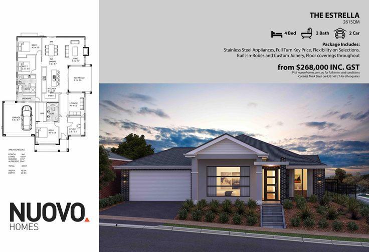 260 best New Home Models images on Pinterest | Custom home builders ...
