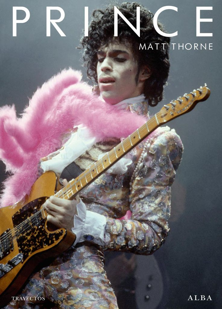 PRINCE is one of my favorite artists of all time. I love him so much!