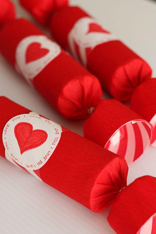 Valentine's Day Surprise Cracker