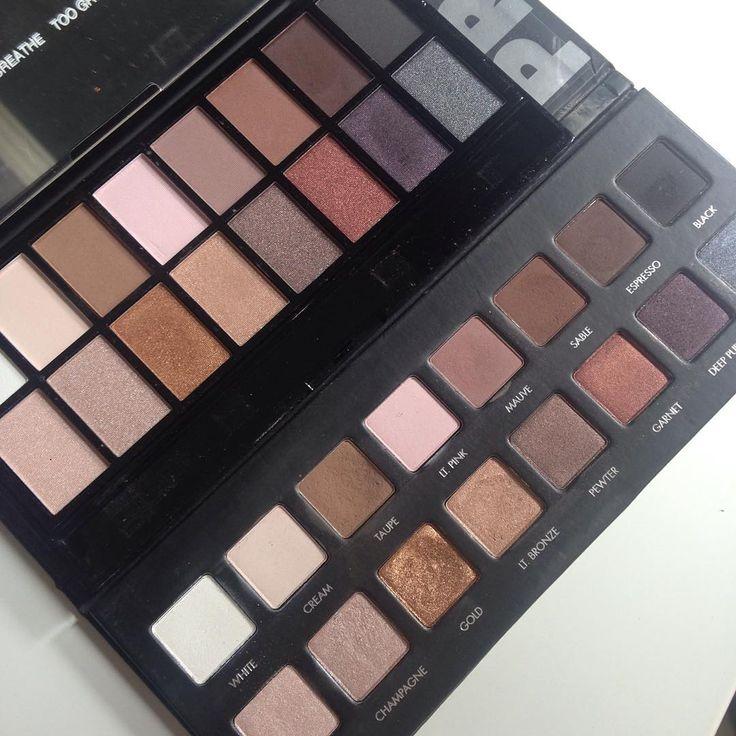 Lorac Pro Dupe! Makeup Revolution Iconic Palette