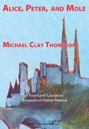 Michael Clay Thompson: Literature Program - Series by Royal Fireworks Press.     In his illustrations he shows how the author uses grammatical and poetic devices to enhance his story and give emotional impact to his sentences.