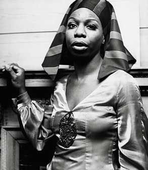 Nina Simone as Cleopatra