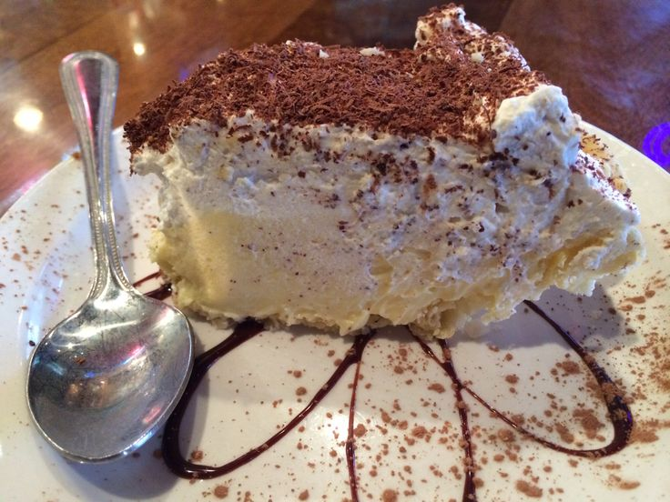 Bavarian cream, Cream pies and Pies on Pinterest