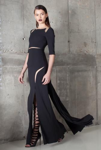 Pia gown