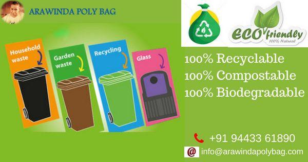 Arawinda Poly Bag - India's No 1 eco-friendly