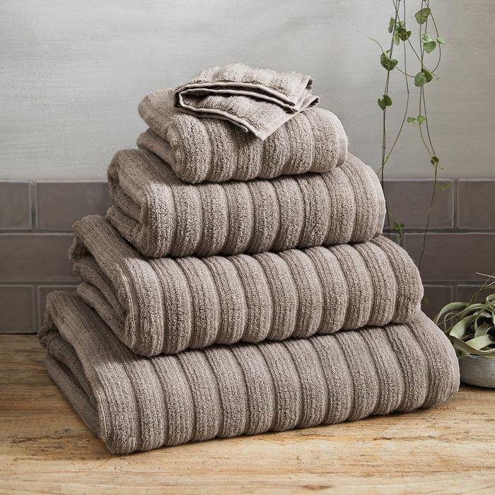The White Company Ribbed Hydrocotton Bath Towel In 2020 Bed Linens Luxury The White Company Towel