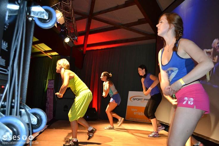 5. Zumba-Party im Sport:Park in Fürth