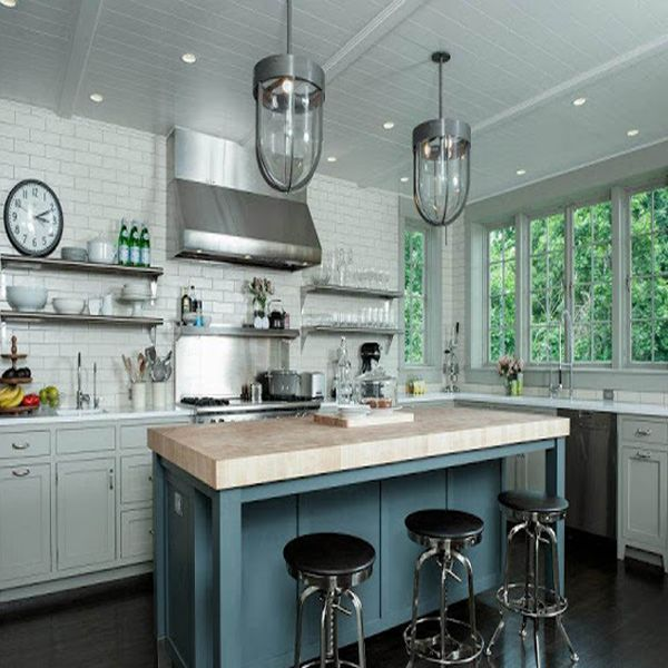 Long Narrow Kitchen With Island: 17 Best Ideas About Long Narrow Kitchen On Pinterest