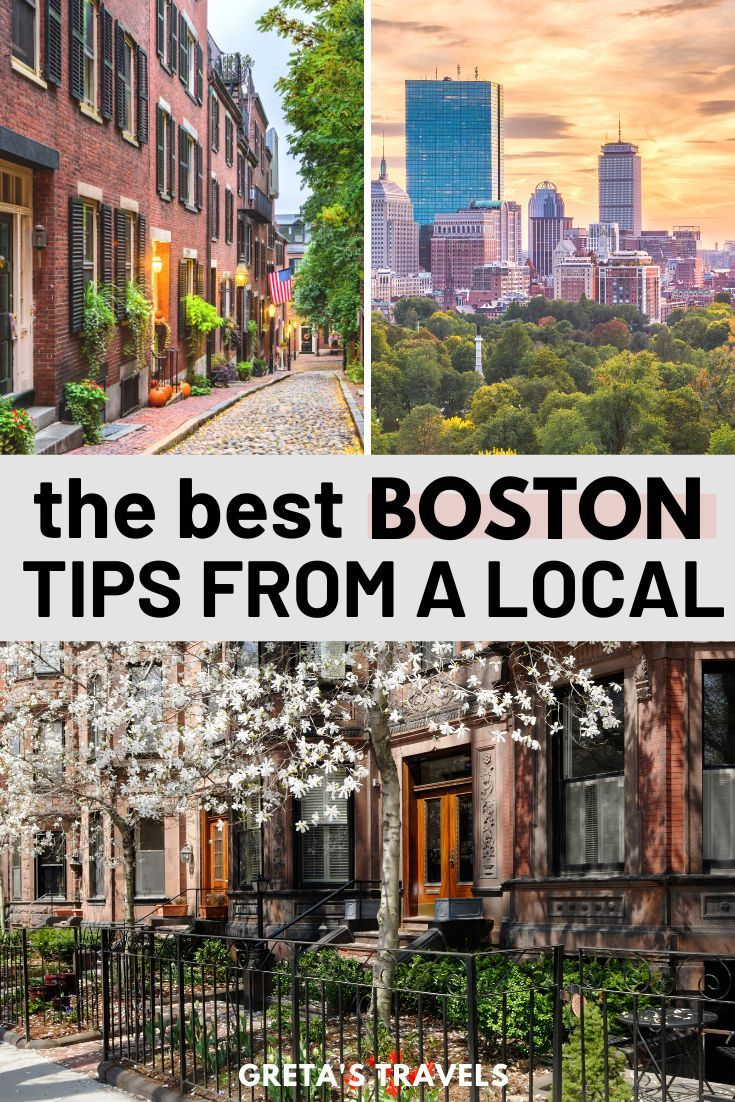 Best Things To Do In Boston A Local S Insider Tips Travel