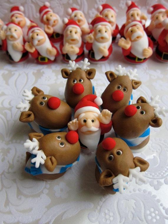 Santa/Reindeer