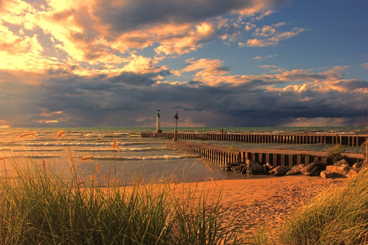 grand bend home town