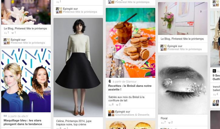 Qu'est-ce qu'une bonne épingle?, via the Official Pinterest Blog