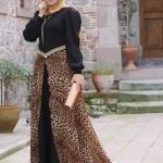 sefamerve-pinar-sems-leopar-desenli-elbise-modeli