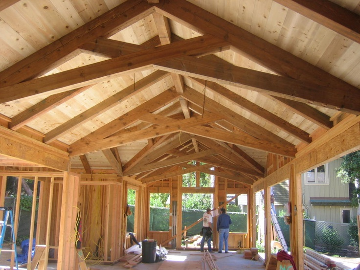 Truss Construction Plans - WoodWorking Projects & Plans