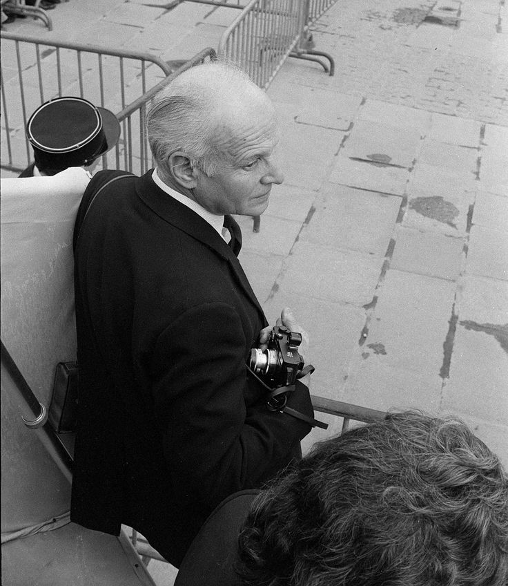 "In an intimate 1971 interview, Henri Cartier-Bresson spoke of surrealism, photojournalism and the loss of his friends Robert Capa and David ""Chim"" Seymour."