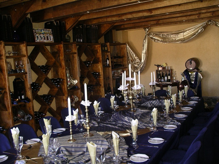 The Wine Cellar at Stonehaven on Vaal - ideal Party Venue or Business Functions Venue located on the banks of the Vaal River