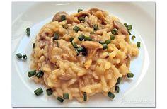 Risoto de Shimeji ~ PANELATERAPIA - Blog de Culinária, Gastronomia e Receitas
