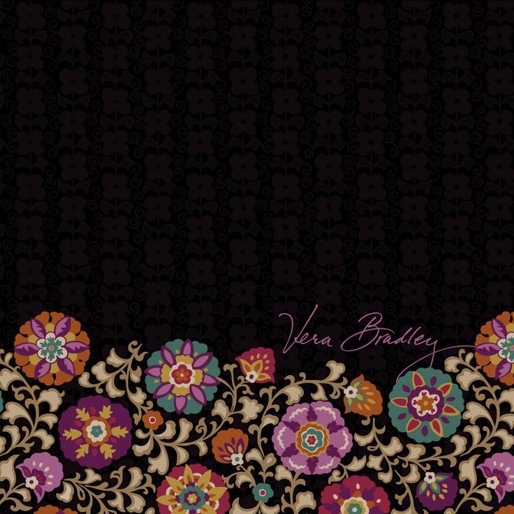 Vera Bradley Suzani Ipad Wallpaper Pinterest