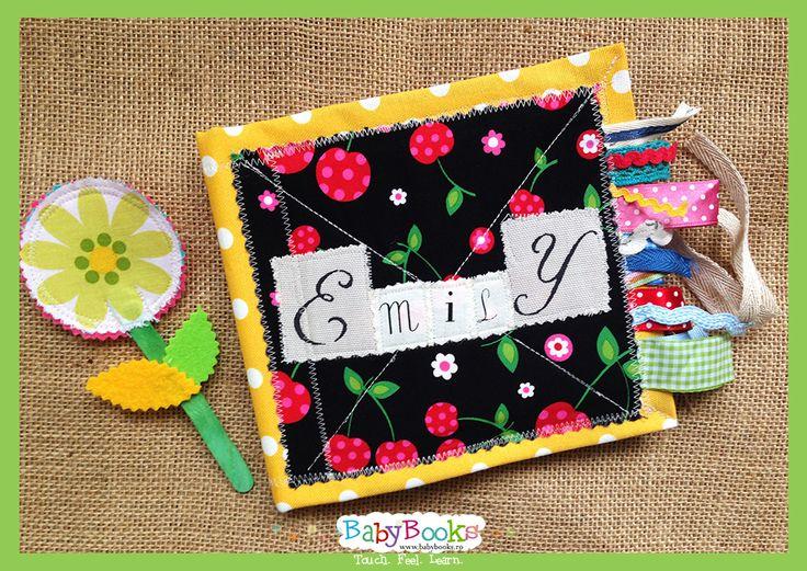 Emily's Activity Book