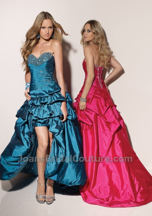 19 best High-Low Prom Dresses images on Pinterest | Party wear ...
