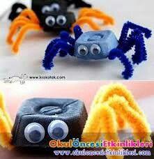 Sönil etkinligi örümcek