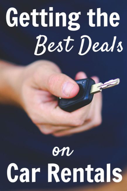 5 Tips For Getting The Best Deals On Car Rentals - Mandy Living Life