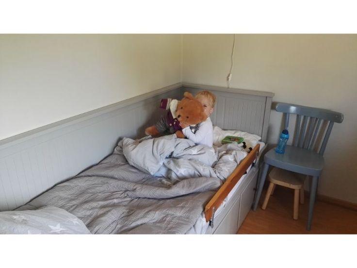Van ledikant naar groot bed....en weer terug! #blogfeestje @BregBlogt