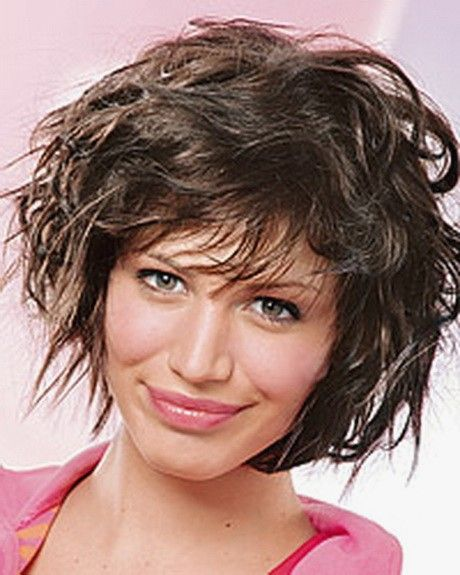 Bob Frisuren Mit Naturlocken Hair Style Women Pinterest Hair