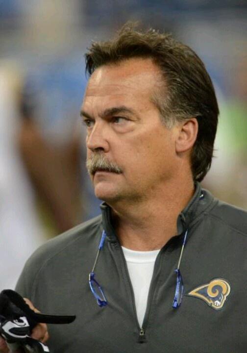 Rams new Head Coach Jeff Fisher 2012